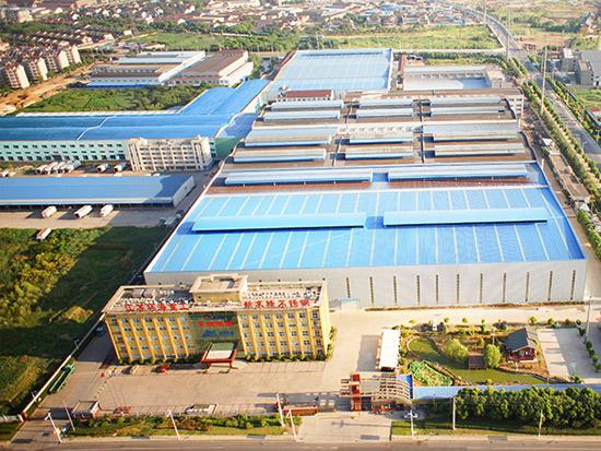 梦想不锈钢-工厂全景